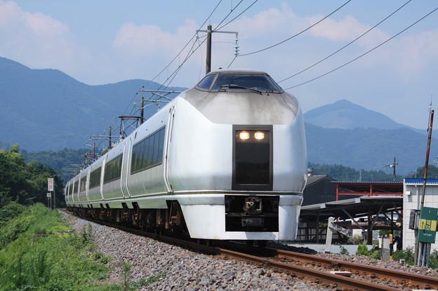 651系K105編成 9741M 集約臨時列車 (8)