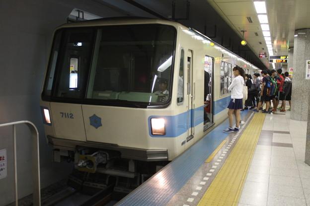 札幌市営地下鉄東豊線7000形第12編成