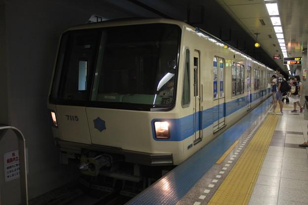 札幌市営地下鉄東豊線7000形第15編成