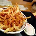 Photos: 白えび亭・白海老天丼(刺身付