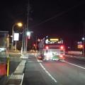 写真: 青森観光バス・青森市市民バス三菱エアロミディ青森200か・905