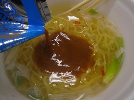 ニュータッチ 凄麺 ねぎみその逸品(七代目) 液体スープ
