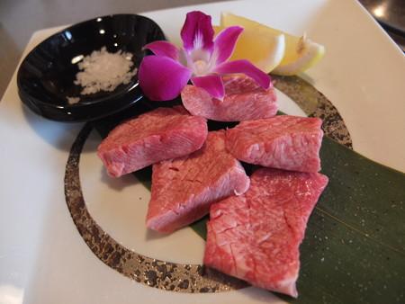 焼肉レストラン 慶州 極厚特上黒タン¥2484