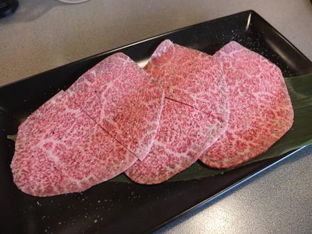 焼肉レストラン 慶州 特選肩三角¥1944