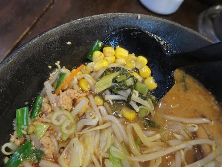 坊蔵 信州味噌チャーシュー 具材の様子2