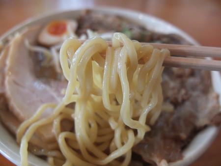 麺爆怒門 凄肉ラーメン 肉増し 麺アップ
