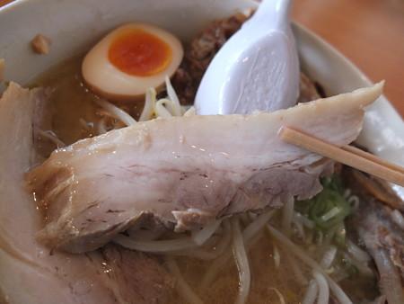 麺爆怒門 凄肉ラーメン 肉増し チャーシューアップ