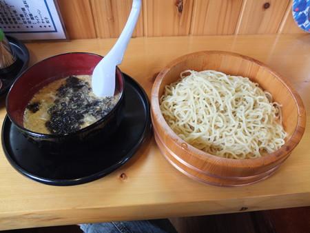 満留栄 つけ麺¥650