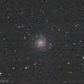 Photos: うお座の渦巻銀河M74