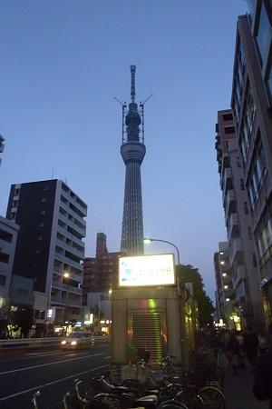 16-本所吾妻橋駅前
