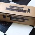Photos: しまってあったクワ型箱を捨てようと