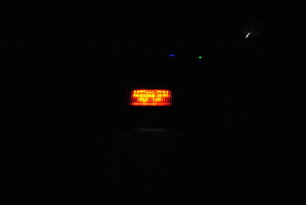 LEDスモール&ブレーキ点灯 ※