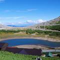 天上の湖水