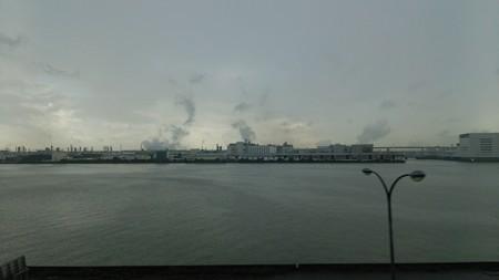 東京モノレールから