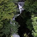 写真: 四十八滝・新潟
