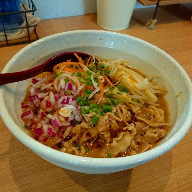 Photos: 麺小屋 てち@武蔵新城(神奈川)
