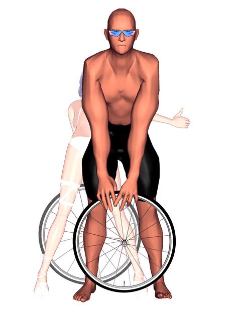 サイクルスポーツ男表紙☆