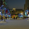 Photos: 旭川駅ホームの光景
