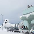 Photos: 巨大雪だるま