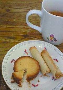 ミニチーズケーキ&ラングドシャ(2007年)