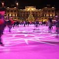 Photos: Ice Skate London
