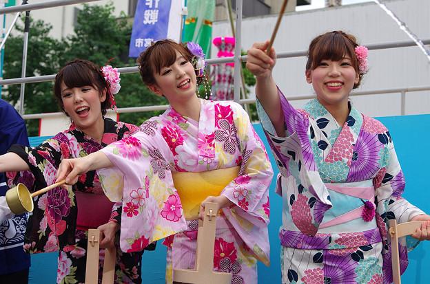 七夕祭り・打ち水大作戦(2)