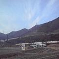 Photos: おはようございます。青空の朝になりました>221系 8連 快速 大阪行き>