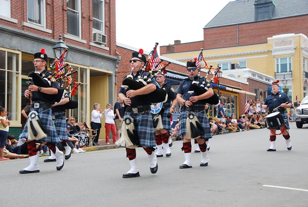 Bagpipes 7-4-15