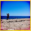 Photos: Two Bikinis and Two Gulls
