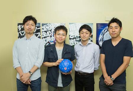 視覚障がい者と健常者がサッカーを通じて混ざりあう社会を実現する〜「納品のない受託開発」事例:日本ブラインドサッカー協会【前編】