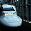山陽新幹線;岡山駅