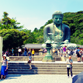 Photos: 鎌倉の大仏様