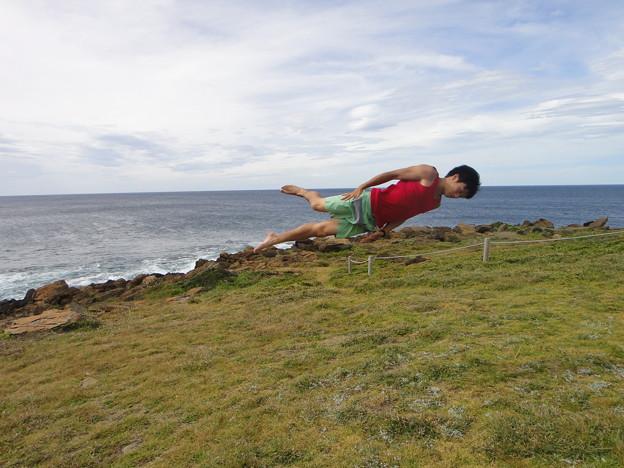 Photos: 跳ぶ