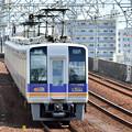 写真: 2015_0621_150932_南海1000系電車 狭幅車