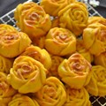 Photos: 簡単☆南瓜のローズケーキ@BP レシピ有♪