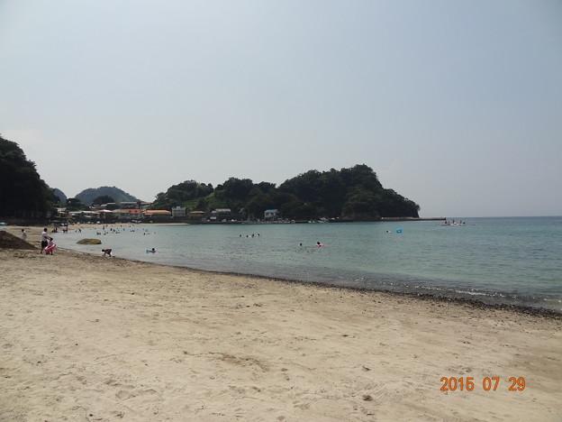 Photos: 岩地海水浴場
