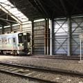 Photos: 峠駅に入線の電車