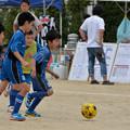 Photos: サッカー少年