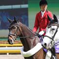 写真: 東京競馬場 誘導馬_5(15/05/23)