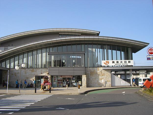 Photos: r0641_美濃太田駅南口_岐阜県美濃加茂市_JR東海