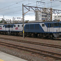 Photos: s2196_EF64留置車_南松本