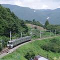 Photos: s2310_篠ノ井線3523M_姨捨公園