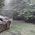 Photos: 川の水が美しい阿寺川