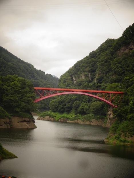 赤い架け橋