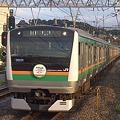 東海道本線 普通東京行 CIMG4568