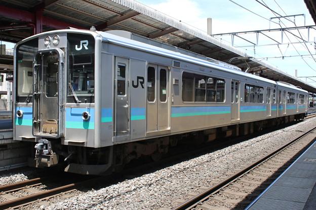 中央本線E127系100番台 A9編成
