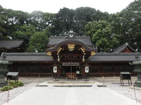 今宮神社の本社