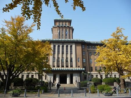 111130-横浜 紅葉 日本大通り (12)