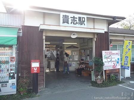 09828 喜志駅 たま駅長 (9)