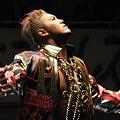Photos: 新日本プロレスPRESENTS CMLL FANTASTICA MANIA 2012 1日目 ラ・ソンブラ&棚橋弘至vsボラドール・ジュニア&岡田かずちか (1)